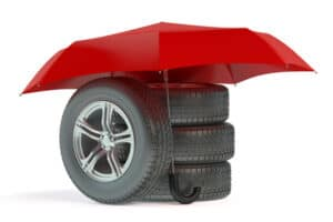 Folgen falscher Reifen