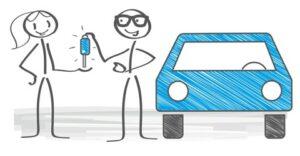 Wünschen Sie eine rechtliche Beratung, bevor sie einen Autokaufvertrag abschließen?