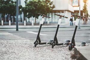 Haben Sie gegen E-Scooter Vorschriften verstoßen?