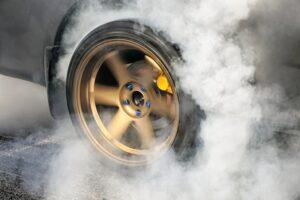 Illegales Autorennen Drifting
